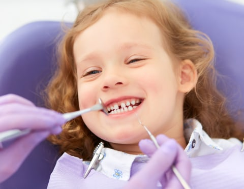 Repairing Baby Teeth, Richmond Hill Pediatric Dentist