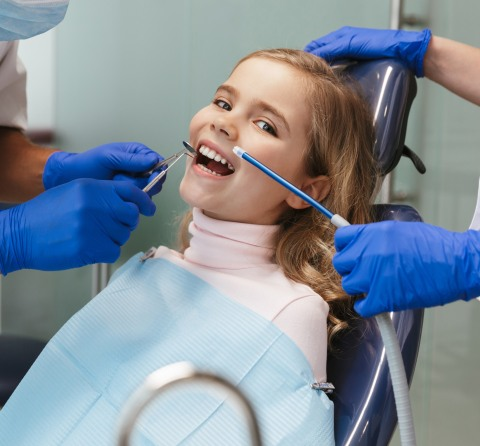 Cleanings & Exams, Richmond Hill Pediatric Dentist