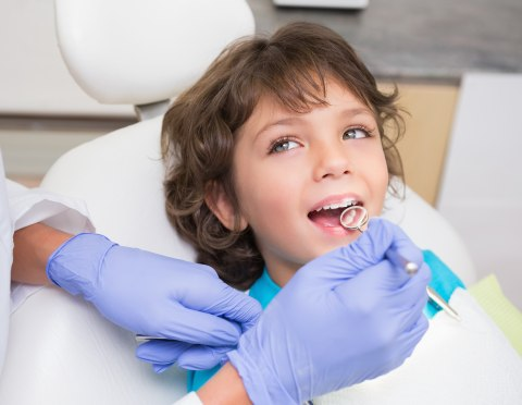 Space Maintainers, Richmond Hill Pediatric Dentist